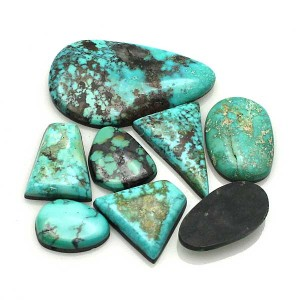 turquoise cabs