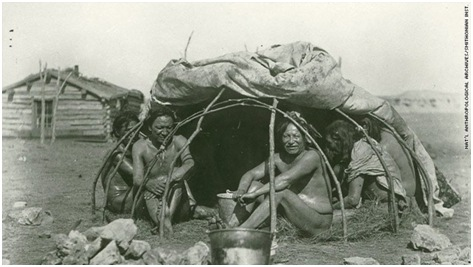 Sioux Sweat Lodge
